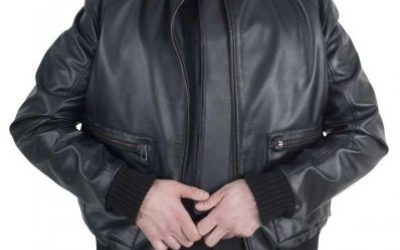 Ballistic Leather jackets